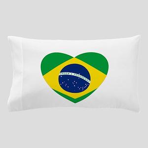 Brazil Pillow Case