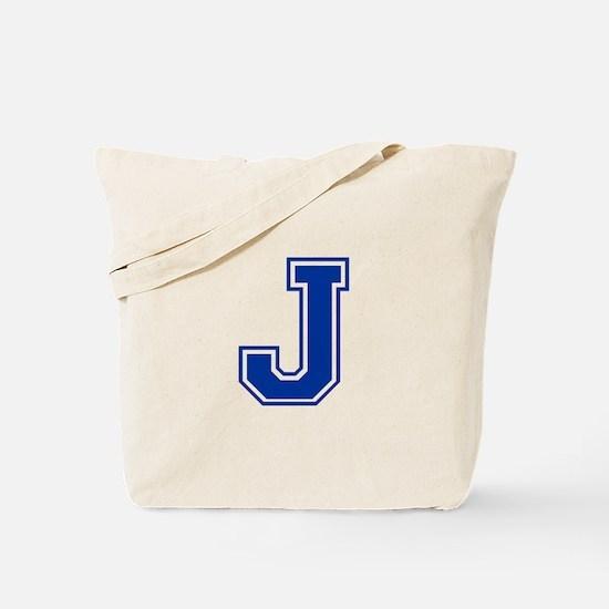 J-var blue2 Tote Bag