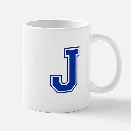 J-var blue2 Mugs