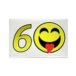 60 Rectangle Magnet (100 pack)