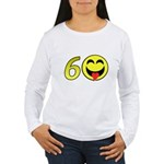 60 Women's Long Sleeve T-Shirt