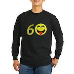 60 Long Sleeve Dark T-Shirt