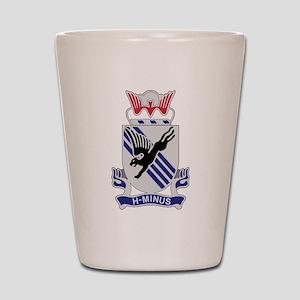 505th Airborne Infantry Regiment Shot Glass