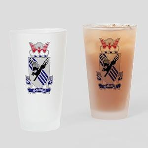 505th Airborne Infantry Regiment.pn Drinking Glass