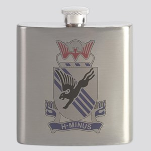 505th Airborne Infantry Regiment Flask