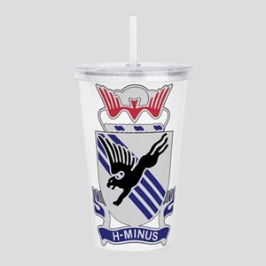 505th Airborne Infantr Acrylic Double-wall Tumbler