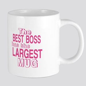 BEST Boss Pink Mugs