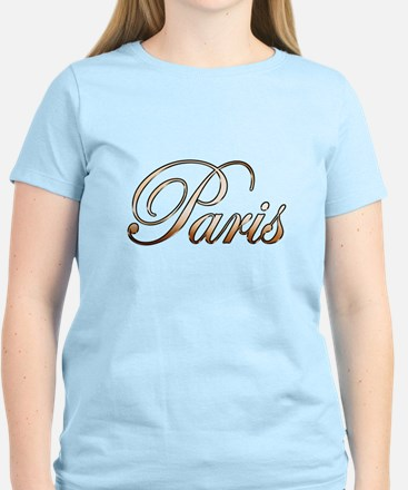 Gold Paris Women's Light T-Shirt