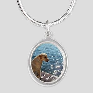 Yellow Labrador Necklaces