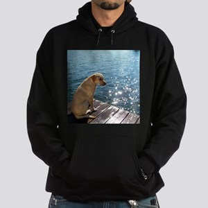 Yellow Labrador Hoodie