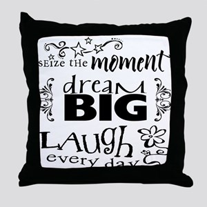 Inspirational Words (1) Throw Pillow