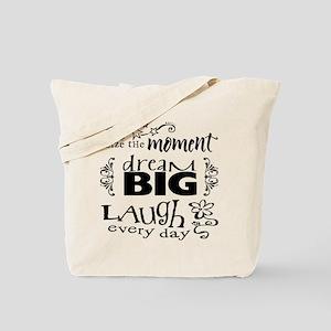 Inspirational Words (1) Tote Bag