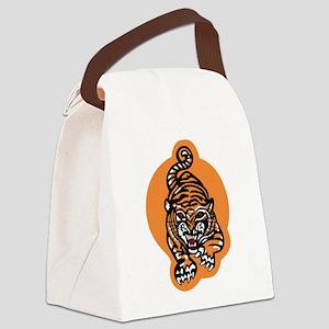 va65 Canvas Lunch Bag