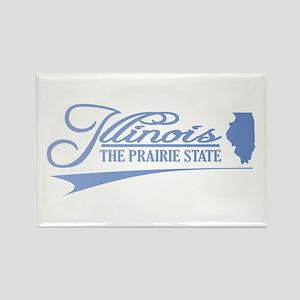 Illinois State of Mine Magnets