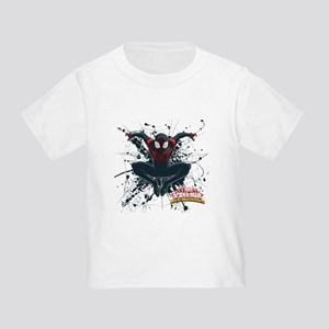Ultimate Spider-Man Miles Morales Toddler T-Shirt
