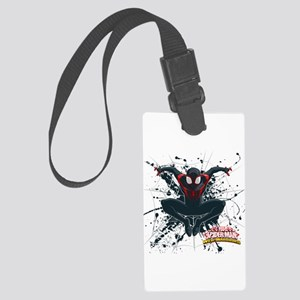 Ultimate Spider-Man Miles Morale Large Luggage Tag