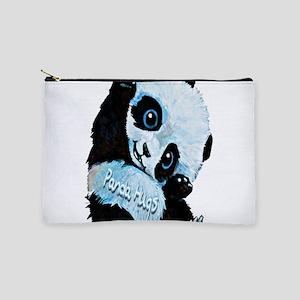 Panda Hugs Makeup Pouch