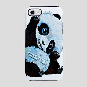 Panda Hugs iPhone 7 Tough Case
