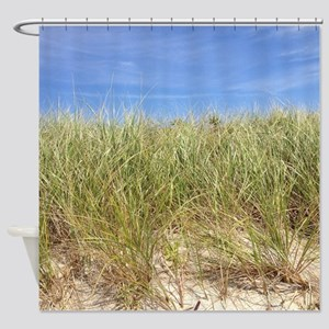 Sea Grass Shower Curtain