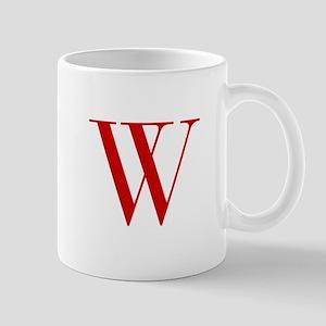 W-bod red2 Mugs