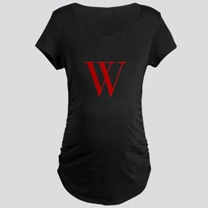 W-bod red2 Maternity T-Shirt