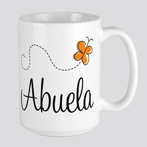 abuela orange butter2010 Mugs