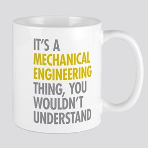 Mechanical Engineering Thing Mug