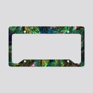 Hummingbird License Plate Holder