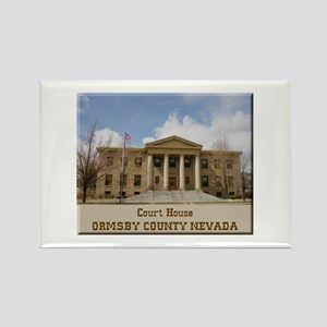 Ormsby County Court House Magnets