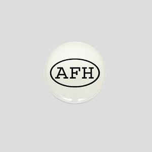AFH Oval Mini Button