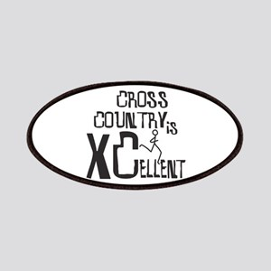 XC Cross Country Patch