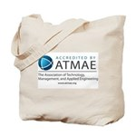atmae_accreditation_logo_url Tote Bag