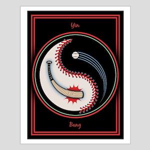 Yin Bang Ball Small Poster