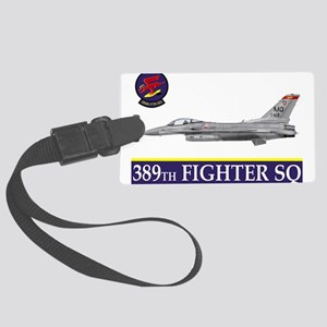 389grey Large Luggage Tag