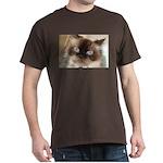 Himalayan Cat Dark T-Shirt