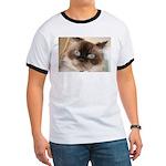 Himalayan Cat Ringer T