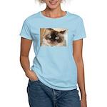 Himalayan Cat Women's Light T-Shirt