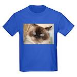Himalayan Cat Kids Dark T-Shirt