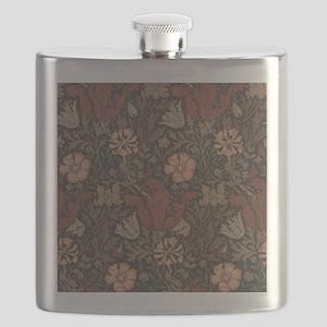 William Morris Compton Flask