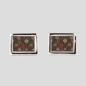 William Morris Compton Rectangular Cufflinks