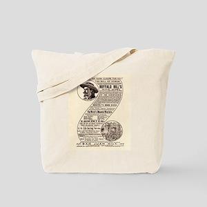 Buffalo Bill Cody Tote Bag