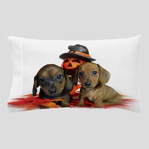 Halloween Dachshunds Pillow Case