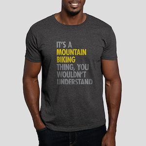 Mountain Biking Thing Dark T-Shirt