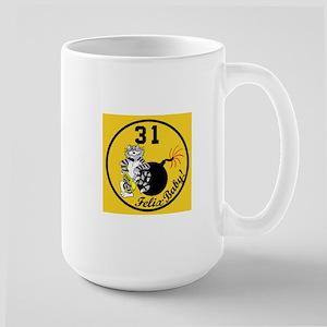 3-cat31 Mugs