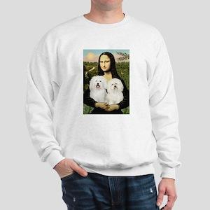 Mona's 2 Bolognese Sweatshirt