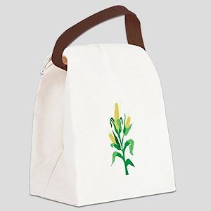 Corn Stalk Canvas Lunch Bag