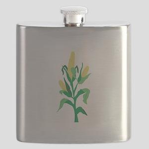 Corn Stalk Flask