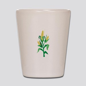 Corn Stalk Shot Glass