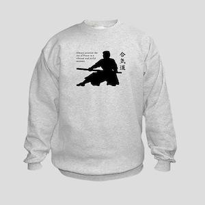 Aiki Jo Kids Sweatshirt