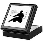 Aiki Jo Keepsake Box
